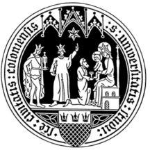 Logo University of Cologne